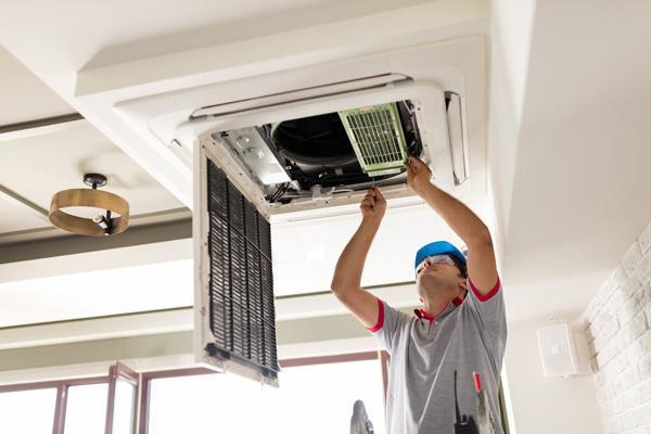 air conditioner maintenance  London