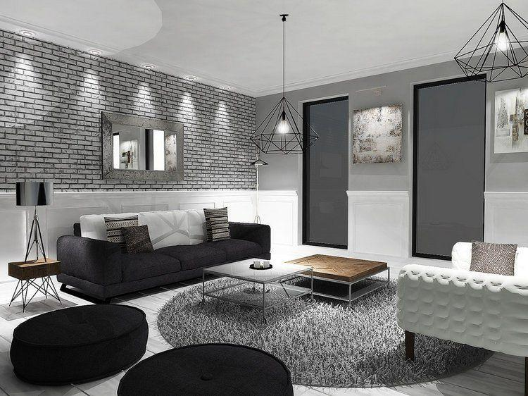 decorator living room Moscow