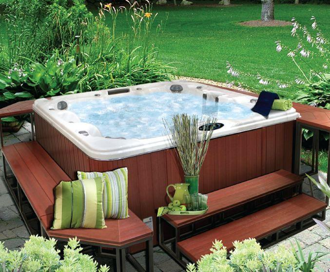 hot tubs installation Toronto