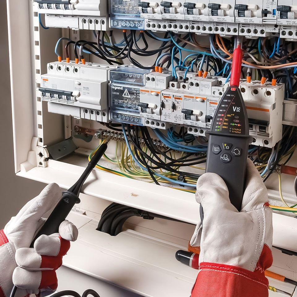 industrial electrician Singapore