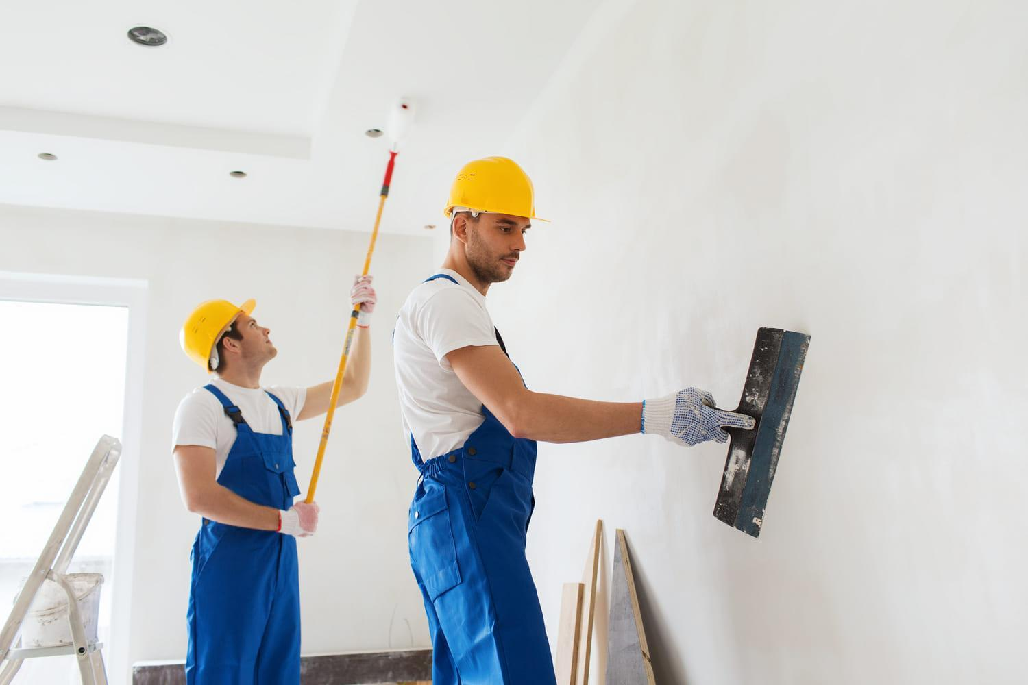 professional painter Moscow