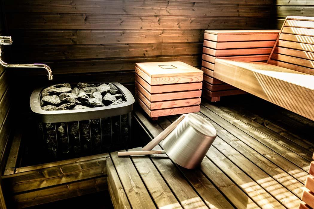 sauna repair London