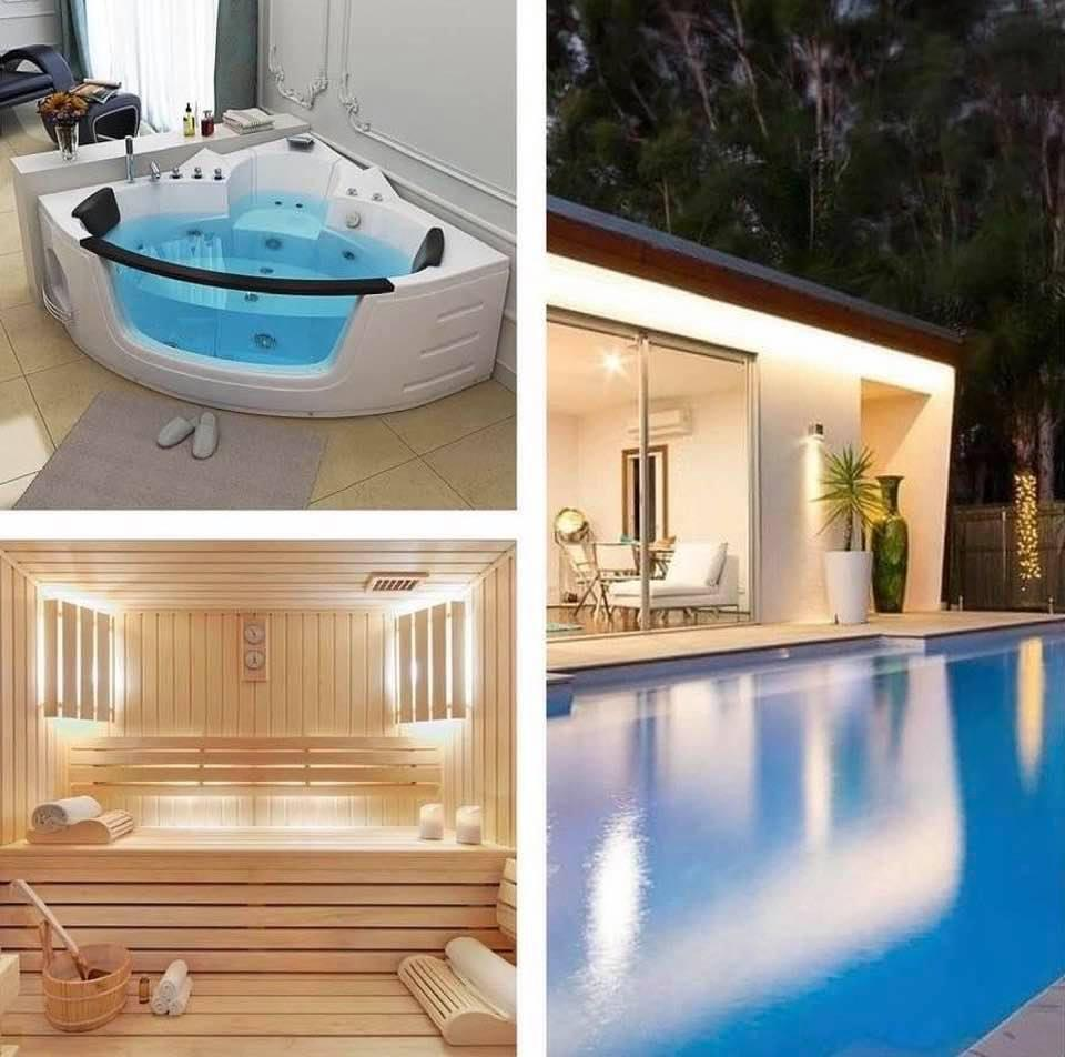 swimming pools spa sauna repair Toronto